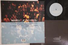 "12"" MAXWELL MTV Unplugged EP 488292 1 Columbia EUROPE Vinyl"