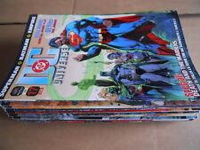 Collezione DC UNIVERSE 1-17 completa Play Press Superman Batman [G452]