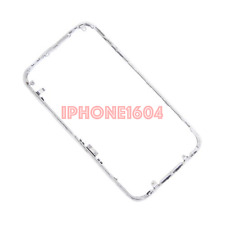 iPhone 3G Chrome Front Bezel Frame Cover Replacement Part SILVER - SHIP CANADA