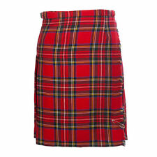 Wool Pleated, Kilt Casual Skirts for Women