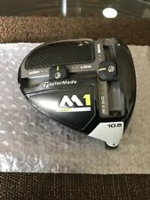 "Tour Issue ""+"" Stamp TaylorMade 2017 M1 440 10.5* Driver Head Clubhead Only RH"