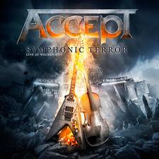 Accept - Symphonic Terror - Live At Wacken 2017 Blu-ray/2CD Nuclear Blast 4499-0
