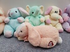 VINTAGE Lot of 8 Retired Ty Pillow Pals 1990s