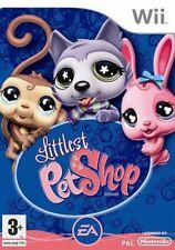 LITTLEST PET SHOP / NINTENDO Wii / NEUF SOUS BLISTER D'ORIGINE VERSION FRANÇAISE