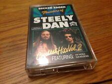 Becker & Fagen-Founders Of Steely Dan Greatest Hits Vol. 2 cassette tape