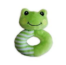 Plüsch Rassel Greifling Frosch Baby