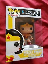Funko Pop Dc Super Heroes Wonder Woman 08