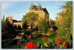 Canada World Showcase at EPCOT Center Walt Disney World Continental Postcard