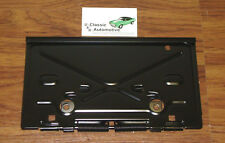 License Plate Tag Bracket Rear with Hinge 68-72 Chevelle Monte Carlo Impala