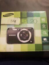 Samsung PL20 14.2MP Digital Camera