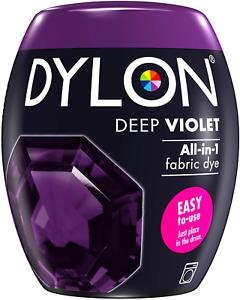 DYLON Washing Machine Fabric Dye Pod for Clothes & Soft Furnishings, 350g – Deep