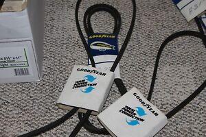 "Goodyear A73 Industrial Accessory Drive Belt - 1/2"" X 75"" NOS  4L750 Matchmaker"