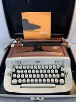 Sear And Roebuck Rare Vintage  Cutlass Typewriter Very Nice