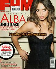 Australian FHM 9/10,Jessica Alba,September 2010,NEW