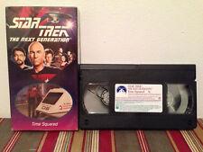 Star Trek: The Next Generation - Episode 39 (VHS, 1994) Tape & sleeve