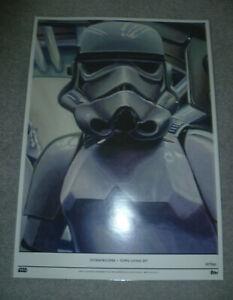 Topps Living - Star Wars Fine Art Print - Stormtrooper 007/100