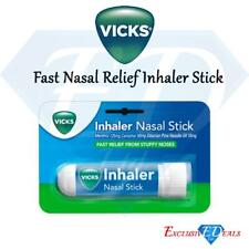 Vicks Inhaler Standard Nasal Stick