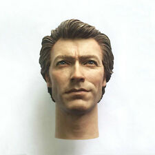NEW Dirty Harry 1/6 Insp. Harry Callahan HEADPLAY Clint Eastwood headsculpt