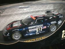 IXO LMM063 - Chevrolet Corvette C5-R Le Mans 2003 #53 - 1:43 Made in China