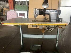 Singer Industrial Sewing Machine 491