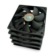 Cooler Master R4-S2S-124K-GP Silent Fan 120 S12 120mm Computer Case Fan 4-Pack