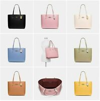New Coach F72673 Leather Town Tote Shoulder Bag