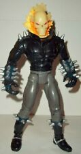 MARVEL animated 10 inch GHOST RIDER universe toybiz toy biz deluxe collectors