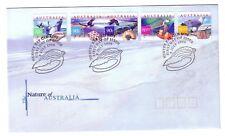 """1999 Fdc Australia. Nature of Australia. Pict.Fdi """"Hervey Bay"""""""