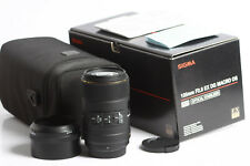 Sigma EX 2,8/105 DG Macro HSM Optical Stabilizer Lens SONY ALPHA