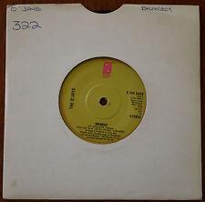 """The O'Jays – Brandy 7"""" – S PIR 6658 – VG"""