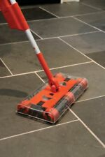 RECHARGEABLE CORDLESS SWIVEL SWEEPER LIGHTWEIGHT BATTERY OPERATED FLOOR CLEANER