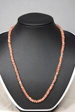 Sonnenstein Kette Collier 64,85 ct. Schmuck Edelstein Heilstein Halskette Sonne