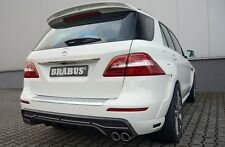 BRABUS Sportauspuff für Mercedes Benz ML W166 350 4Matic