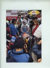 Freddie Spencer Honda NS 500 World Champion 1983 Signed Photograph