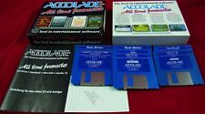 Atari ST: Test Drive, Mean 18 Ultimate Golf, Hardball! Accolade`s Mean 18 Famous