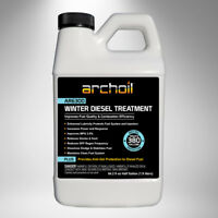 Archoil AR6300 Winter Diesel Treatment - Provides Anti-Gel Protection to Diesel