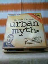Urban Myth Board Game Deluxe Wooden Tokens