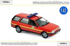 Peugeot 405 Break 1991 Pompiers  NOREV - NO 474553 - Echelle 1/43