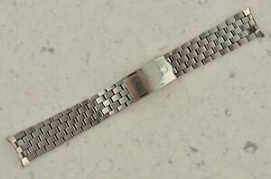 C.1960 Omega 1040/518 stainless steel 19mm bracelet for Constellation/Seamaster
