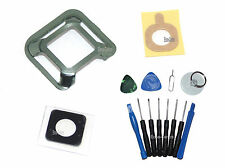New Camera Lens Cover Adhesive + Tool Kit For Samsung Galaxy S5 Active SM-G870A