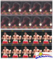 (10) 1991 Ringlords Boxing Sealed 40 Card Sets-10 MUHAMMAD ALI, Lewis, Holyfield