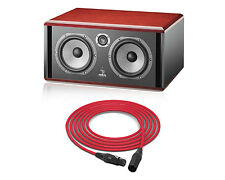 Focal Twin Twin6 Be Studio Monitor | Single Monitor in Red | Pro Audio LA
