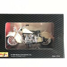 MAISTO 1:18 SCALE DIE CAST METAL INDIAN MOTORCYCLE SPECIAL EDITION NEW IN BOX