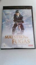 """DVD """"MAESTRO EN FUGAS"""" CALEB DESCHANEL GRIFFIN O'NEAL RAUL JULIA TERI GARR"""