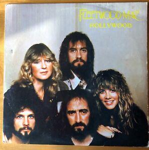 "Fleetwood Mac LIVE ""HOLLYWOOD"" LP . DOUBLE LP"