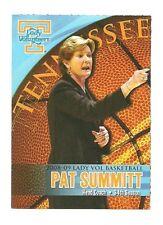 2008-09 Pat Summitt TN Lady Vols Team Issued Card RARE Greatest Of All Time RARE