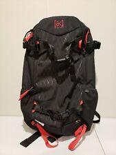 Burton ABS Vario Compatible 24L Backpack Black Cordura
