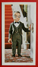 Barratt THUNDERBIRDS 2nd Series Card #37 - The Inimitable Parker