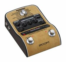 ZOOM ACOUSTIC CREATOR AC-2 NEW GUITAR INSTRUMENT w/ Free Pick