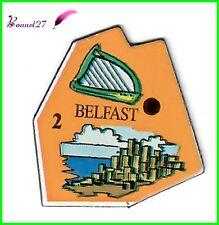 Magnet Le Gaulois Ville du monde Irlande du Nord BELFAST 2